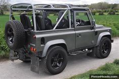 land rover defender 90 soft top - Google Search