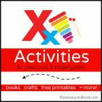Letter X Activities the measured mom 150x150 Alphabet