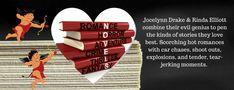 Jocelynn Drake & Rinda Elliott (Guest Bloggers) - January
