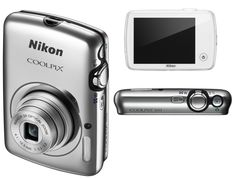 """""""The Nikon Coolpix S01 seems to be the opposite of the point-and-shoots that are selling best right now..."""" Read CNET's review here: http://cnet.co/MLRdgI"""