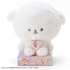 Sanrio Rilu Rilu Fairilu moving doll (Powawa) Sega kawaii Cute gift F/S NEW