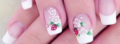 35 French Nail Art Ideas  <3 <3