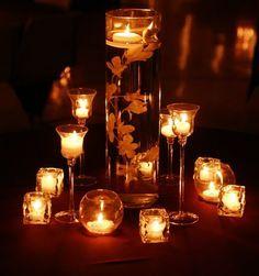 Um conto de Fadas: À luz de velas