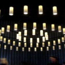 $8,000 Cirio Circular S Suspension Light