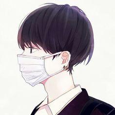 The perfect Blinking Anime AnimeBoy Animated GIF for your conversation. Anime Neko, Kawaii Anime, Manga Anime, Best Anime Couples, Anime Love Couple, Dark Anime, Cute Anime Boy, Anime Art Girl, Anime Girlfriend