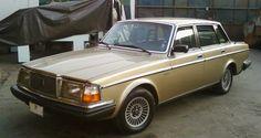 Volvo 264 GLE de 1982. 130 CV.