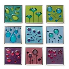 Ever wonder how to make 'Puffy Glass'? Check out this surprisingly easy technique! Hanging Valley Art Glass: http://hangingvalleyartglass.blogspot.com/