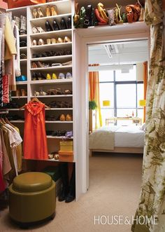Epic  Dreamy Walk In Closets To Covet
