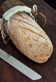 Pain de campagne sans gluten { sans fécule} - My healthy sweetness Real Food Recipes, Vegan Recipes, Paleo Bread, Foods With Gluten, Food Allergies, Healthy Cooking, Cooking Food, No Cook Meals, Coco