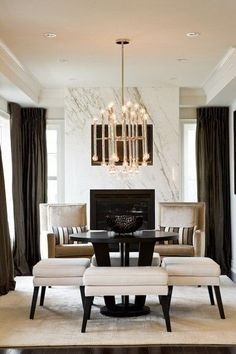 Living Large in Small Spaces | Dining Rooms with Style