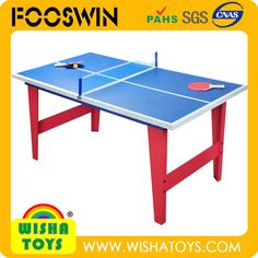 MDF Table tennis tables/Outdoor and Indoor Pingpong table sport table with rubber,blade and balls