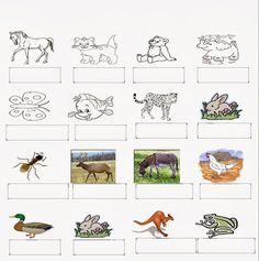 Okul Bahçesi: Resimli Dikte Çalışması Elsa, Alphabet, Worksheets, Toile, Alpha Bet