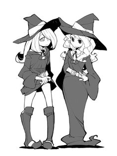 Little Witch Academia: Image Gallery | Know Your Meme