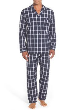 531c450bb2 Majestic International Cotton Pajama Set (Big   Tall)