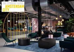 Source-a-id - THE STUDENT HOTEL / AMSTERDAM