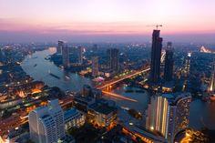 Bangkok, hausse des prix de l'immobilier dans l'hyper-centre http://journalduluxe.fr/bangkok-hausse-immobilier-luxe/