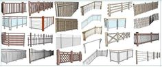 Instant Fence and Railing | Vali Architects | Instant Scripts