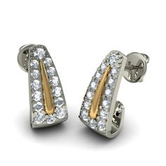 http://www.bluestone.com/earrings/the-ismene-earrings~639.html    A classy pair of earrings bringing together the perfect marriage of gold and precious stones, this chic design is made exclusively for a woman of refined taste.
