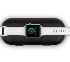 Great news about the new #TimePorter - it can be charged in night stand mode by placing your #AppleWatch lengthwise and tilting the case open! #twelvesouth