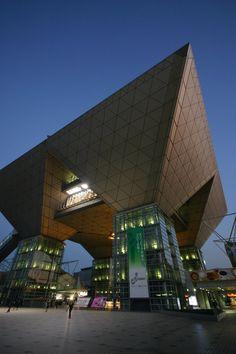 Tokyo Big Site-Convention & Exhibition Halls