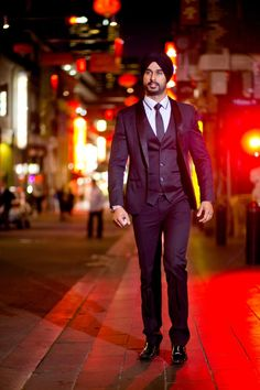 Urban Sardar - Hello, Style that you can steal from these gents...