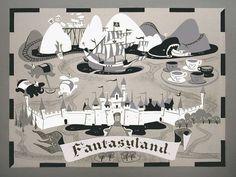 Disneyland, The TV Show - Fantasyland   20+ ideas in 2020   disneyland, fantasyland, vintage disney