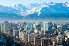 One thing that can be said about Chile's climate – and that is that it differs greatly depending on where you are in the country.