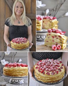 Desert Recipes, Yummy Cakes, Frosting, Cereal, Bakery, Deserts, Breakfast, Food, Landscaping