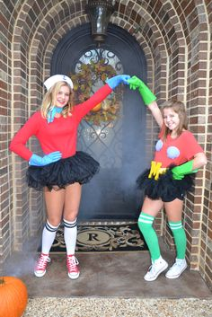 mermaid man and barnacle boy costume gr8 4 kids super fun super easy absolutely adore luv it #luv