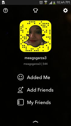 Add me on snapchat post