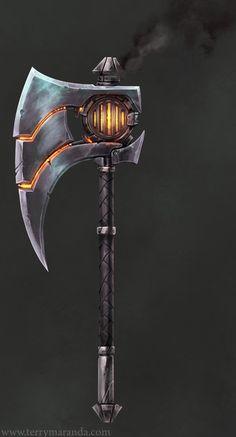 Kết quả hình ảnh cho fantasy weapons