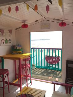beach huts interior | Southwold beach huts through the lenses of ...