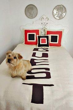 Liberace, the Norfolk Terrier, owned by Jonathan Adler and Simon Doonan House Of Chic, Simon Doonan, Norfolk Terrier, I Love Dogs, Cute Puppies, Kids Rugs, House Design, Creative, Jonathan Adler