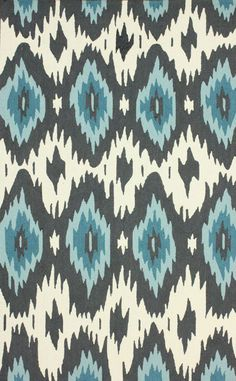 ... growing trend (in 2014) in rugs is a deconstructed version of those heavily-popular patterns.