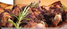 Poulet marinés et caramélisés aux 5 parfums