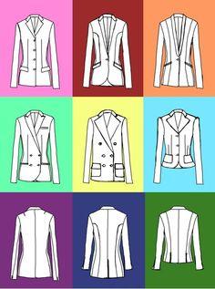Wie schlank Sie Ihr Blazer aussehen lässt, hängt mit vielen Schnitt-Details dieses zeitlosen Mode-Basics zusammen. Tipps dazu gibt es bei www.modefluesterin.de