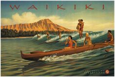 My first childhood memories . . . Hawaii will always be like home to me.