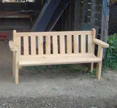 The classic time piece. Stand alone in the rose garden or pair with a table for outdoor entertaining, The Napier Natural bench furniture is a must have. Buy Now: http://www.macsmacrocarpa.co.nz/page12.html