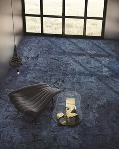 Interface - Product - Net Effect #carpet #architecture #sea