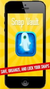 Snap Vault - This app allows users to keep all of the Snapchats that they are sent, instead of having them vanish into thin air after only a few seconds. Not only does it let you snap your friend's Snapchat photos, but it lets you save them into your own personal SnapVault, preventing others from viewing them without your permission. The app is a great way to re-live SnapChat memories at latter times. Click the image for our full review.