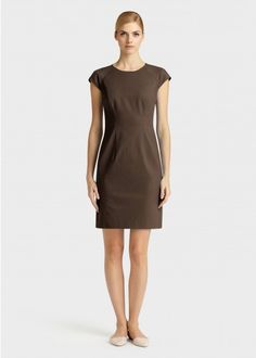 Petite Metropolitan Stretch Savita Dress