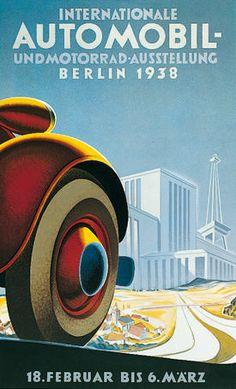 IAA Plakat 1938