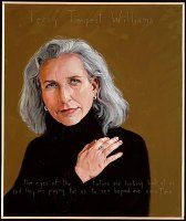 Terry Tempest Williams Portrait by Robert Shetterly