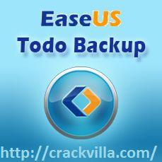 EaseUS Todo Backup 10.5 Crack + Serial Key Download Free [Latest]