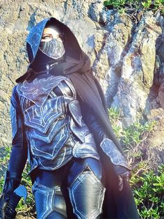 Nightingale Armor from Skyrim Cosplay