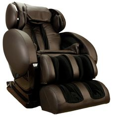 Infinity IT-8500 X3 Massage Chair (Brown)