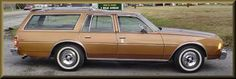 Chevy impala station wagon...our family car when I was a child. Road trips were the best!