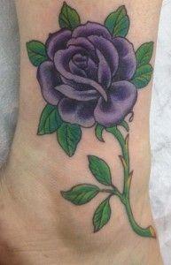 rose-and-stem-purple-tattoo-193x300.jpg (193×300)