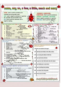 A useful worksheet for practicing English adjectives