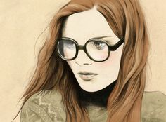 Winsome Watercolor Couture : Fashion Illustrations of Belinda Chen Kelly Thompson, Hipster Tattoo, Woman Drawing, Mixed Media Artists, Art World, Art Images, Bing Images, Cute Wallpapers, Illustrators